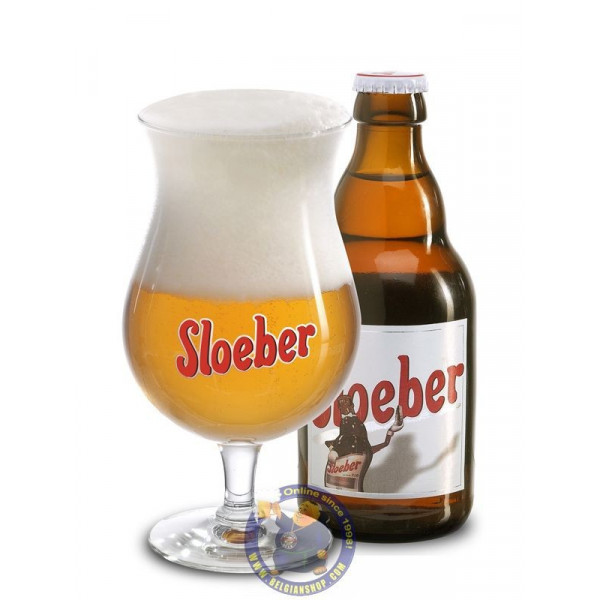 Buy-Achat-Purchase - Sloeber 7.5° - 1/3L  - Special beers -