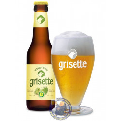 Buy-Achat-Purchase - Grisette Blond 4.5°-1/4L - Special beers -