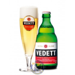Vedett Extra Blond 5°-1/3L - Special beers -