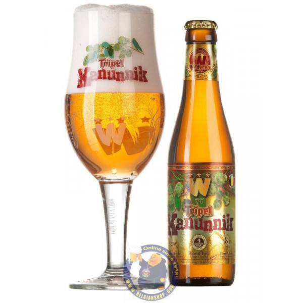 Buy-Achat-Purchase - Kanunnik Triple 8,2° - 1/3L - Special beers -