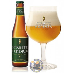 Buy-Achat-Purchase - Brugs Straffe Hendrik Tripel 9°-1/3L - Special beers -