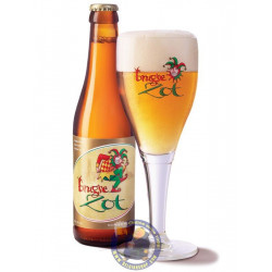 Buy-Achat-Purchase - Brugse Zot Blond 6° - 1/3L - Special beers -