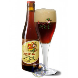 Buy-Achat-Purchase - Brugse Zot Dubbel 7,5° - 1/3L - Special beers -