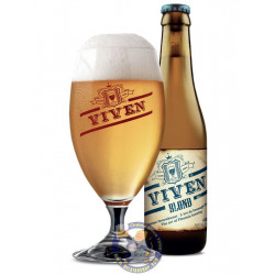 Buy-Achat-Purchase - Viven Blond 6.1° - 1/3L  - Special beers -