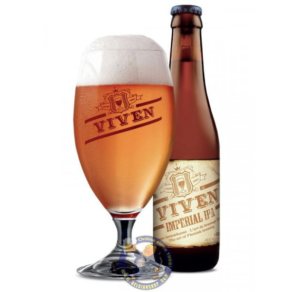 Buy-Achat-Purchase - Viven Imperial IPA 8° - 1/3L  - Special beers -