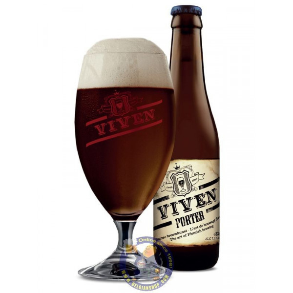 Buy-Achat-Purchase - Viven Porter 7° -1/3L - Special beers -