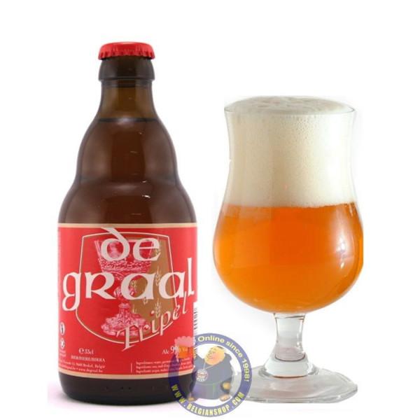 De Graal Tripel 9° - 1/3L - V - Special beers -
