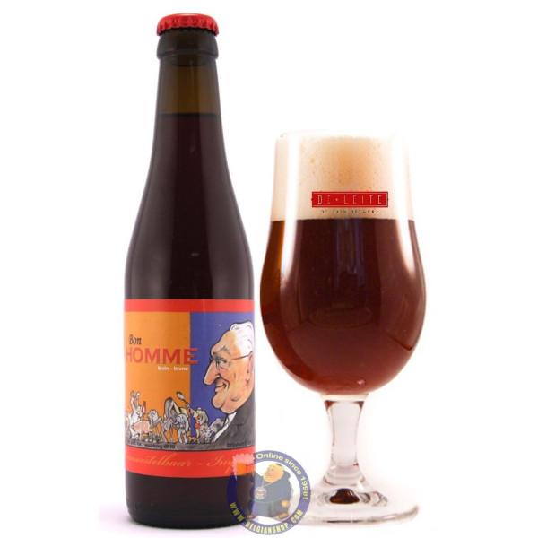 Buy-Achat-Purchase - De Leite Bon Homme 6,5° - 1/3L - Special beers -