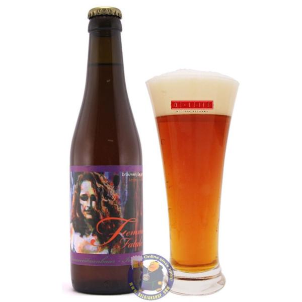 De Leite Femme Fatale 6,5° - 1/3L - Special beers -