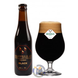 Buy-Achat-Purchase - Bellevaux Black 6,3° - 1/3L  - Special beers -
