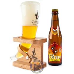 La Corne du Bois des Pendus Blond 5.9° - 1/3L - Special beers -