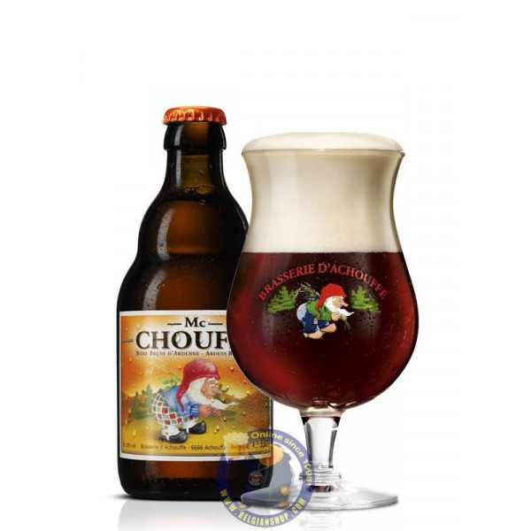 Buy-Achat-Purchase - Mc Chouffe 8° -1/3L - Special beers -