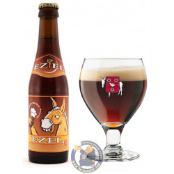 Buy-Achat-Purchase - Bavik Ezel Bruin 6,5° - 1/4L - Special beers -