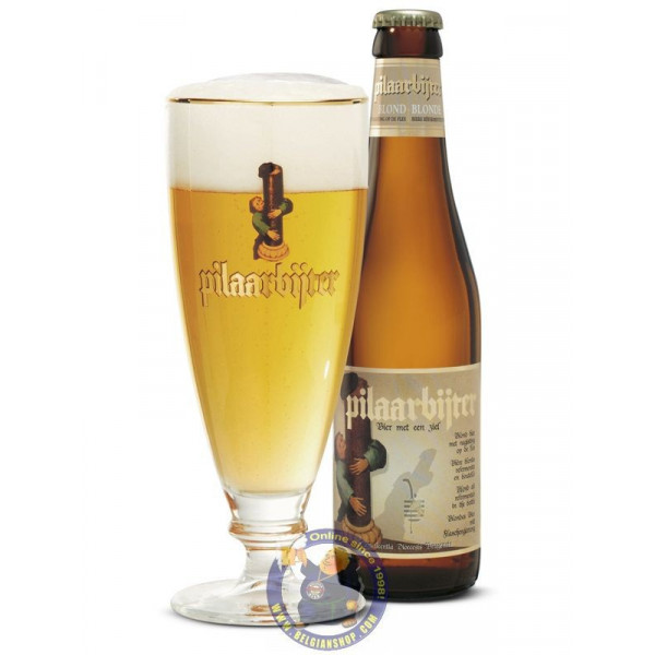 Buy-Achat-Purchase - Pilaarbijter Blond 7,5° - 1/3 - Special beers -
