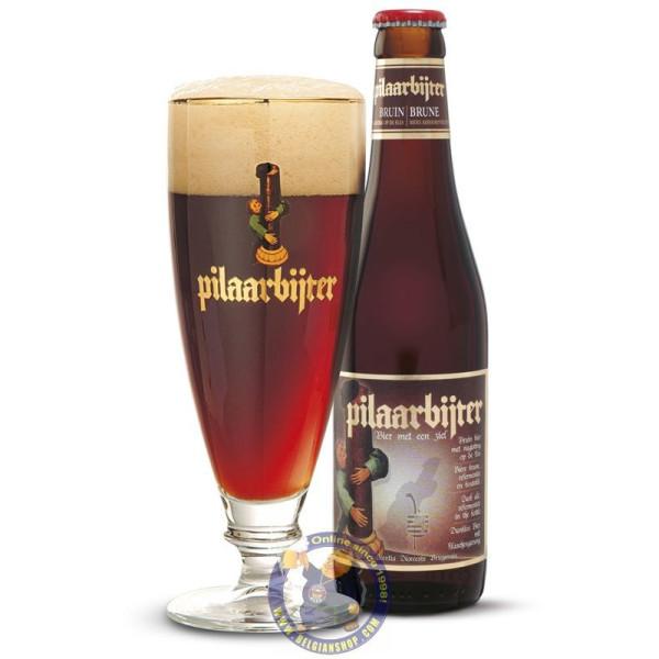 Pilaarbijter Bruin 8°- 1/3 - Special beers -