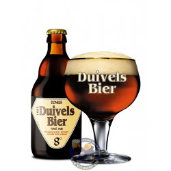 Buy-Achat-Purchase - Duivels Bier Donker 8°-1/3L - Special beers -