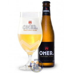 Buy-Achat-Purchase - Bockor Omer Traditional Blond 8° - 1/3L - Special beers -