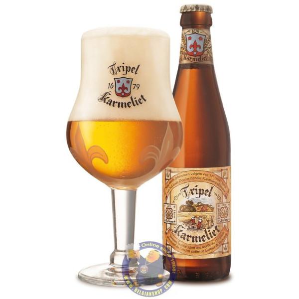 Buy-Achat-Purchase - Karmeliet Tripel 8°-1/3L - Special beers -