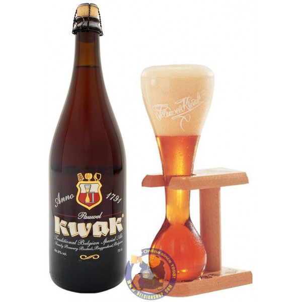 Buy-Achat-Purchase - Kwak Pauwel 8° - 3/4L - Special beers -