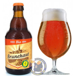 Buy-Achat-Purchase - Brunehaut Amber 6.5°-1/3L - Special beers -
