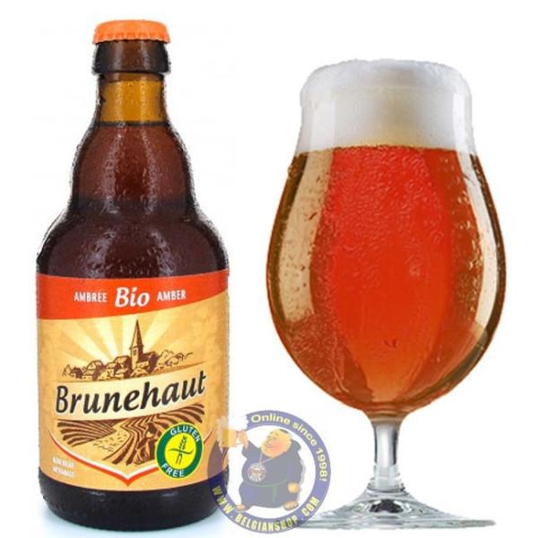 Brunehaut Amber 6.5°-1/3L - Special beers -