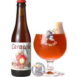 Buy-Achat-Purchase - Caracole Amber 7.2° - 33cl - Special beers -