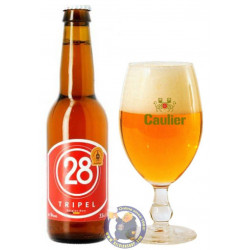 Buy-Achat-Purchase - Caulier 28 Tripel 9°-1/3L - Special beers -
