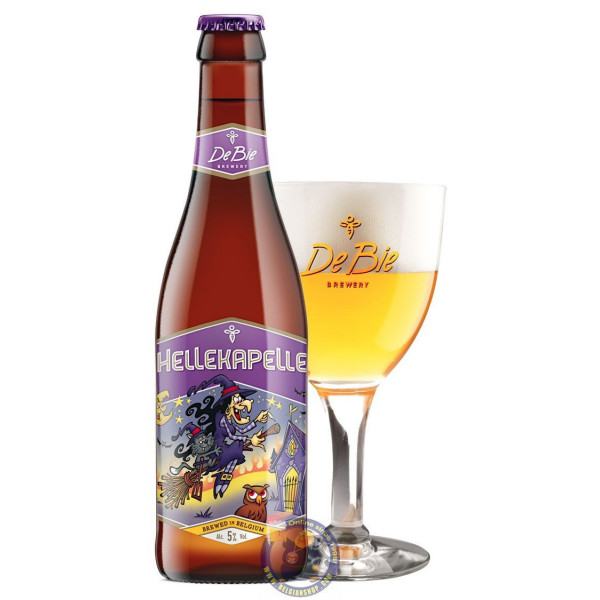 Buy-Achat-Purchase - Hellekappel 5° - 1/3L - Special beers -