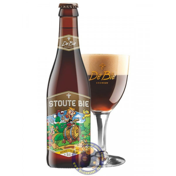 Buy-Achat-Purchase - Stout Bie 5,5° - 1/3L - Special beers -
