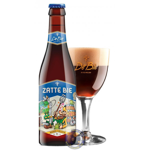 Buy-Achat-Purchase - Zatte Bie 9° - 1/3L - Special beers -