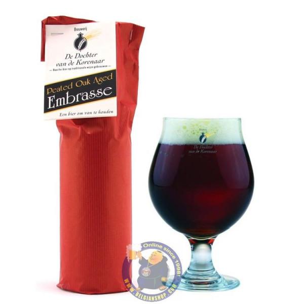 Buy-Achat-Purchase - De Dochter Van De Korenaar Embrasse Oak Aged Special Edition 9.5° - 66cl  - Special beers -