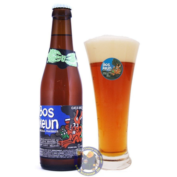 Buy-Achat-Purchase - Boskeun 7° - 1/3L - Special beers -