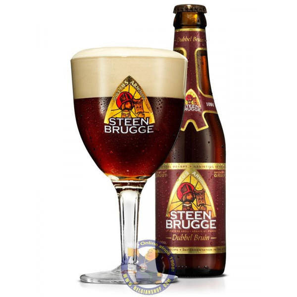 Buy-Achat-Purchase - Steenbrugge Dubbel 6,5° - 1/3L - Special beers -