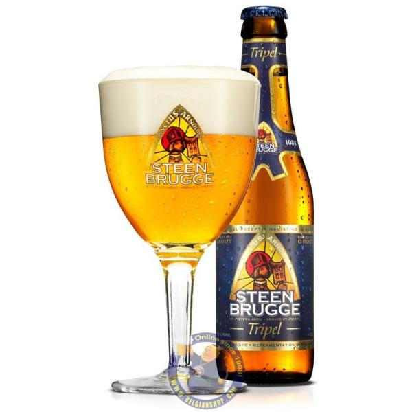 SteenBrugge Triple 8,5° - 1/3L - Special beers -