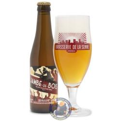 De la Senne Jambe de Bois 8°-1/3L - Special beers -