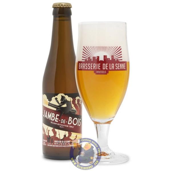 Buy-Achat-Purchase - De la Senne Jambe de Bois 8°-1/3L - Special beers -
