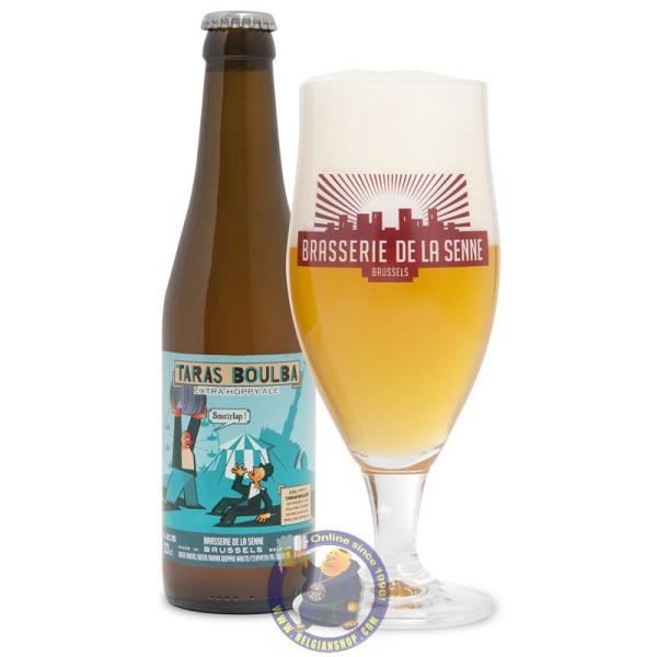 Buy-Achat-Purchase - De la Senne Taras Boulba 4,5°-1/3L  - Special beers -