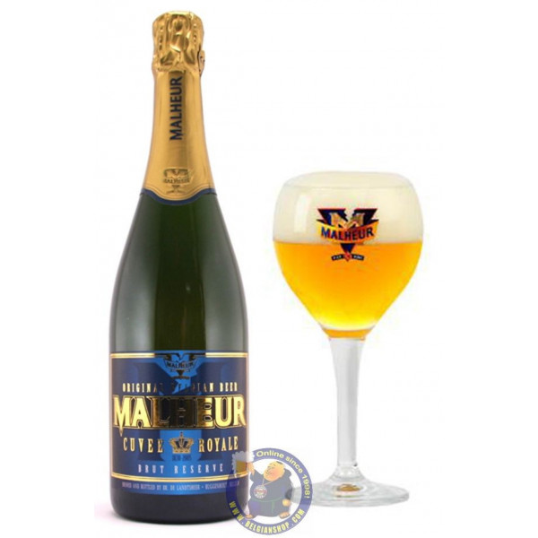Buy-Achat-Purchase - Malheur Cuvée Royale 9° - 3/4L - Special beers -