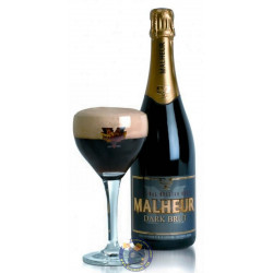 Buy-Achat-Purchase - Malheur DARK Brut 12° - 3/4L - Special beers -