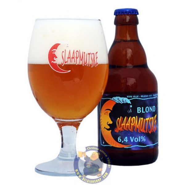 Buy-Achat-Purchase - Slaapmutske Blond 6,4° - 1/3L - Special beers -