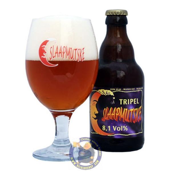 Buy-Achat-Purchase - Slaapmutske Triple 8,1° - 1/3L  - Special beers -