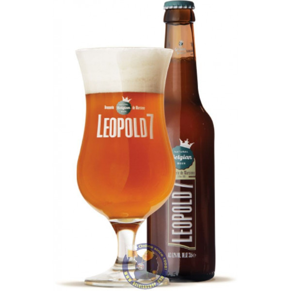 Buy-Achat-Purchase - Leopold 7 - 6.2° -1/3L - Special beers -