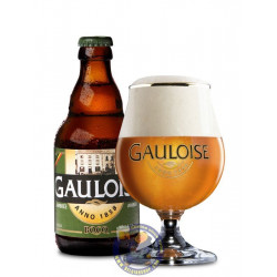 Buy-Achat-Purchase - Gauloise Amber 6.5°-1/3L - Special beers -