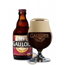 Buy-Achat-Purchase - Gauloise Bruin 8,1°-1/3L - Special beers -