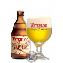 Buy-Achat-Purchase - Waterloo Tripel 7,5° - 1/3L - Special beers -