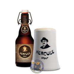 Hercule Stout 9°-1/3L - Special beers -