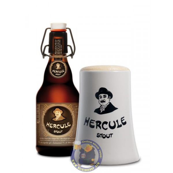 Buy-Achat-Purchase - Hercule Stout 9°-1/3L - Special beers -