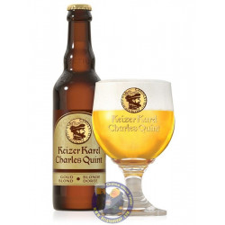 Buy-Achat-Purchase - Charles Quint Gouden Blond 8,5° - 1/3L - Special beers -