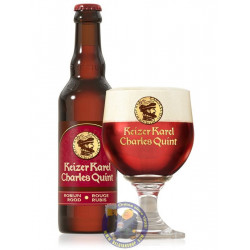 Buy-Achat-Purchase - Charles Quint Rood 8,5° - 1/3L - Special beers -