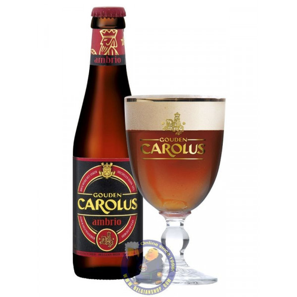 Buy-Achat-Purchase - Gouden Carolus Ambrio 6.5° - 1/3L - Special beers -